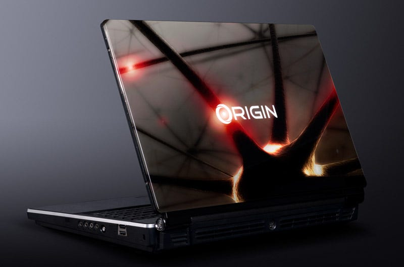 Illustration for article titled Former Alienware Execs Go Back to Their Origin For Eon18 Gaming Laptop