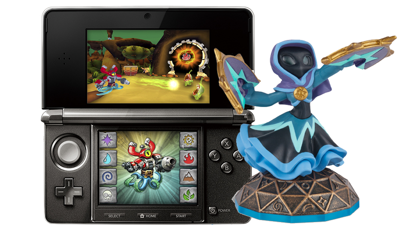 Illustration for article titled The Most Convenient Portable Skylanders Game Yet
