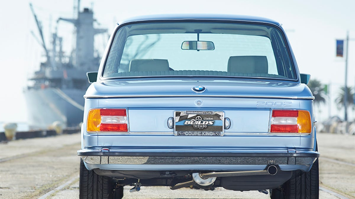 Driving A Perfectly Restored Bmw 2002 Is Like Living In Dream E10 Engine Diagram