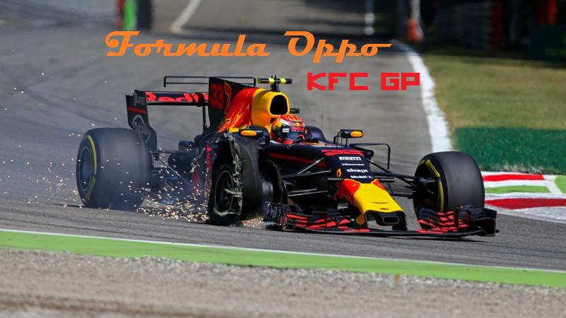 Illustration for article titled Formula Oppo: The KFC Grand Prix of Burma