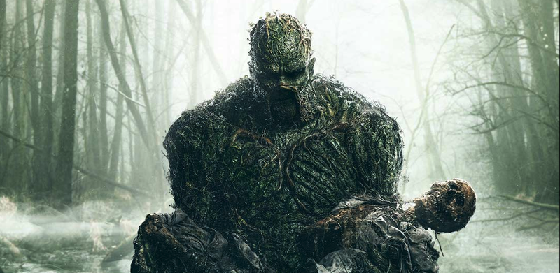 Illustration for article titled Trailer final de la primera temporada de Swamp Thing: las serie de DC brillan más que nunca