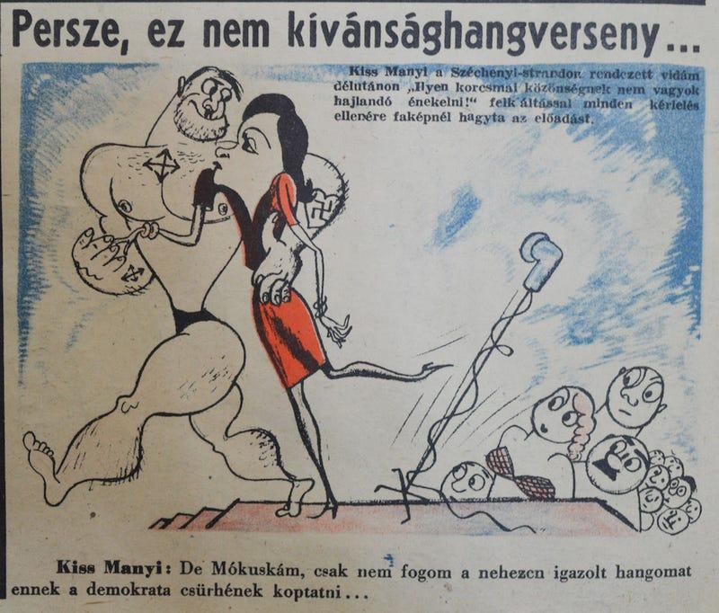 Illustration for article titled Halálos tavasz '45 – kimaradt jelenetek
