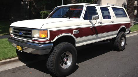 For $5,500, Could This 1995 Ford F350 Crewcab Dually Really Make