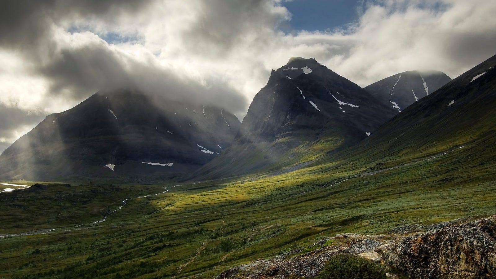 Sweden's Tallest Peak Has Lost Its Title, Thanks to Climate Change