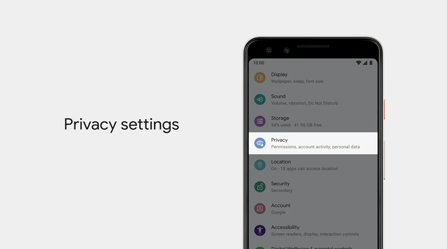 A Very Long List of Privacy Features Google Talked About Today at Google I/O