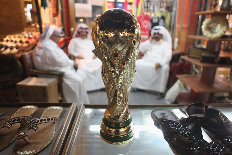 Illustration for article titled Report: Qatar Bought World Cup With Over $5 Million In Secret Payments