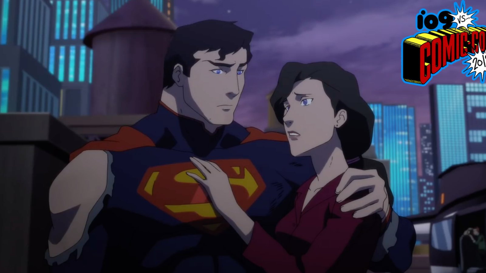 The Death of Superman Movie Changes Up a Classic DC Comics Story Just Enough to Work