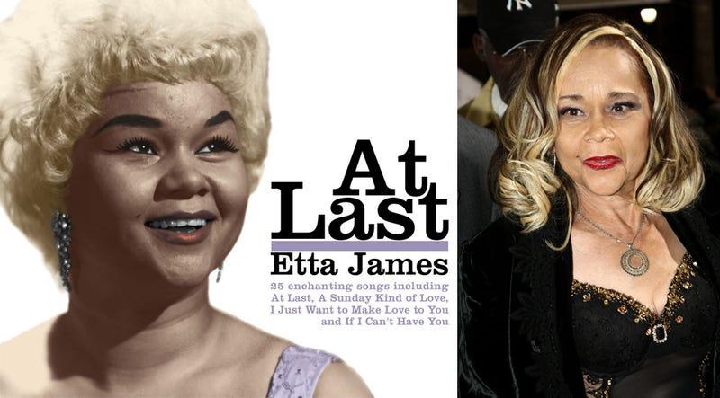 Illustration for article titled Legendary Singer Etta James Dead At 73