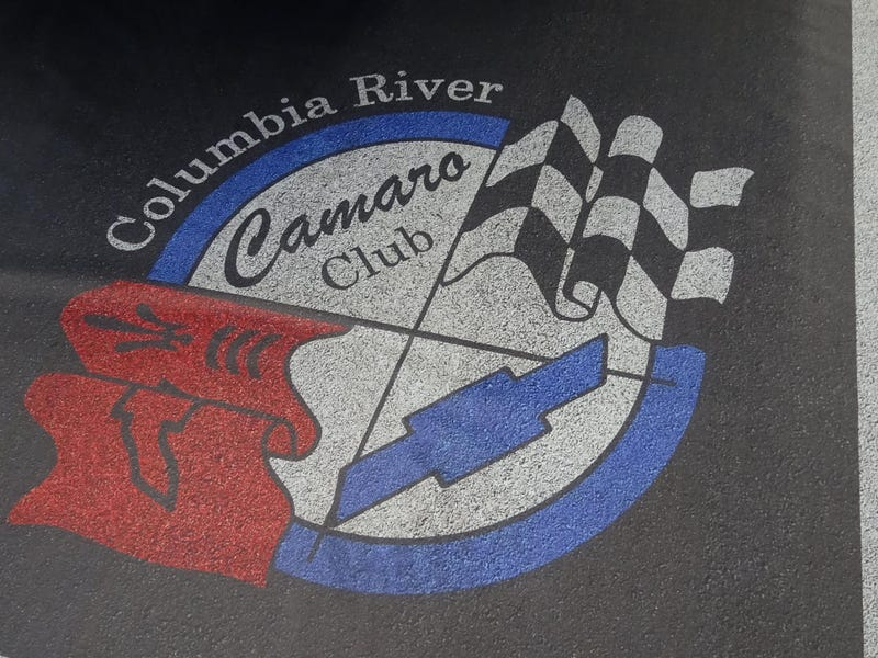 Illustration for article titled Columbia River Camaro Club - 60th Annual Portland Roadster Show Display