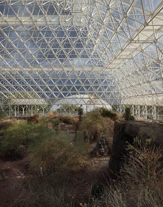 Illustration for article titled Biosphere is Abandoned and Beautifully Decrepit, Just Like Pauly Shore's Career