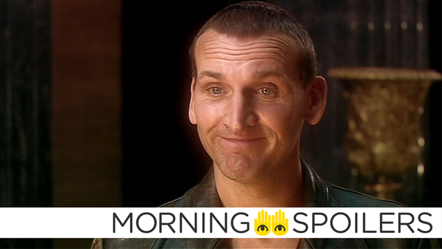 Christopher Eccleston Has No Desire to Return to Doctor Who on TV