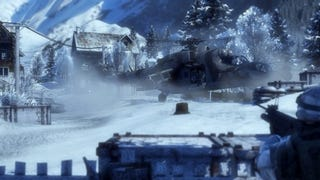 Illustration for article titled Bad Company 2's PC Beta Gets a Snow Date