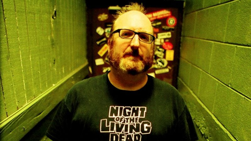 Illustration for article titled SXSW: Brian Posehn gets serious, discusses lifelong love of dick jokes