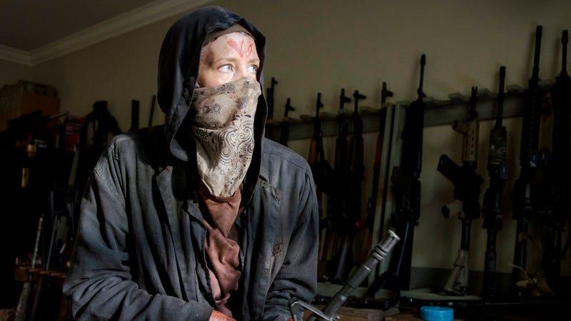 Illustration for article titled Surviving The Walking Dead: The Return of Killer Carol