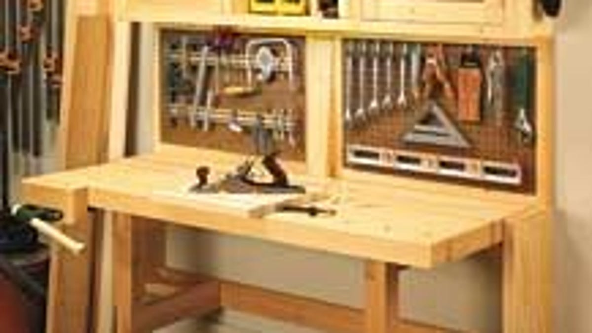 Make the Most of Your Space in a Small Workshop