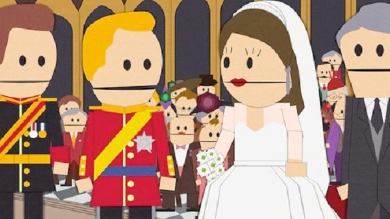 South Park stor penis