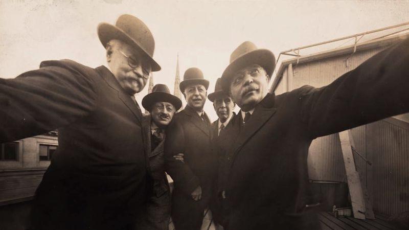 Screenshot: The Art History Of the Selfie (YouTube)