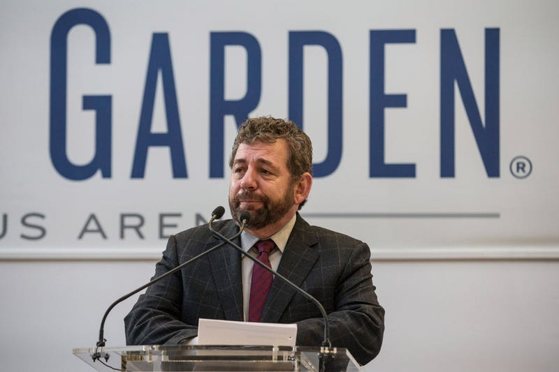 Report James Dolan Fires Madison Square Garden Head Of Security