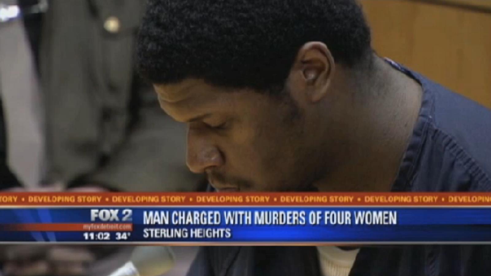 Backpage Detroit Michigan >> Michigan Man Convicted of Killing 4 Women He Met Online