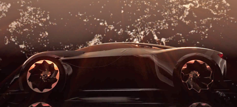 Illustration for article titled The Aston Martin DP-100 Is Unlike Any Aston You've Seen Before