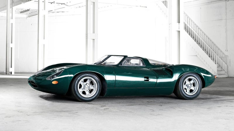 Illustration for article titled Would You Take The Jaguar XJ13 Over A Fleet Of New Jags?