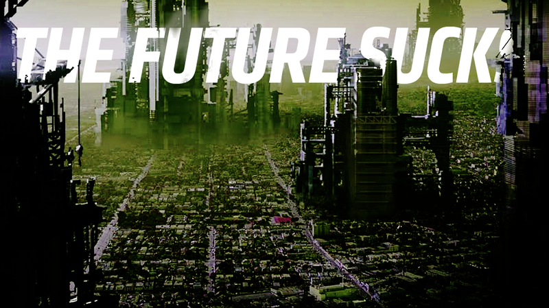 Illustration for article titled Leaked Pentagon Video About The Future Of Megacities Is So Very Grim