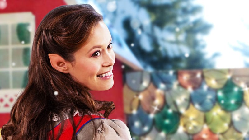 Illustration for article titled This Week's TV: It had to happen. Summer Glau is playing an elf!