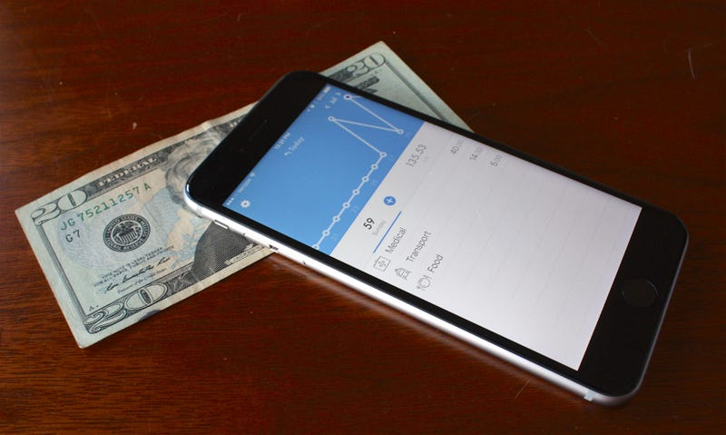 This Is the Best iOS App for Simple Expense Tracking