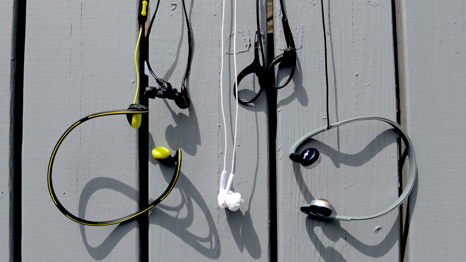 headphone hook rack - The Best Headphones for Running