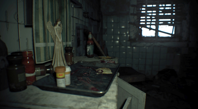 Resident Evil 7 Demo Update Lets Players Finally Solve The Finger Mystery