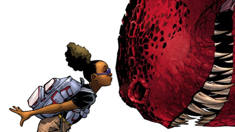 Illustration for article titled Moon Girl And Devil Dinosaur is a worthwhile new comic Marvel should work to sustain
