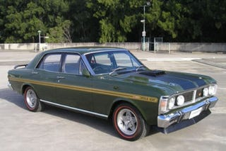 If You Thought Only Americans Went Batshit Batty Over Well Preserved Muscle Cars You Havent Met The Australians A Ford Falcon Xy Gtho Phase  Recently