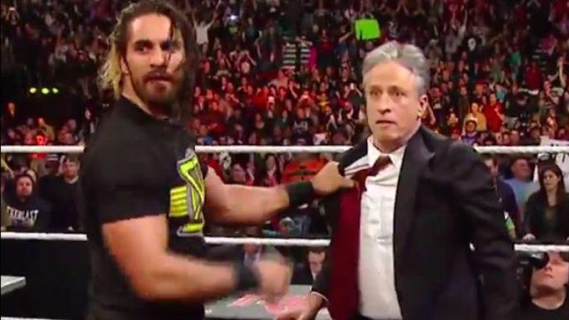 Illustration for article titled Renaissance man Jon Stewart to host WWE SummerSlam