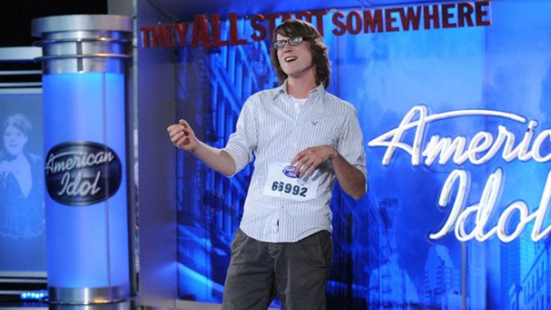 "Illustration for article titled American Idol: ""Auditions #3"""