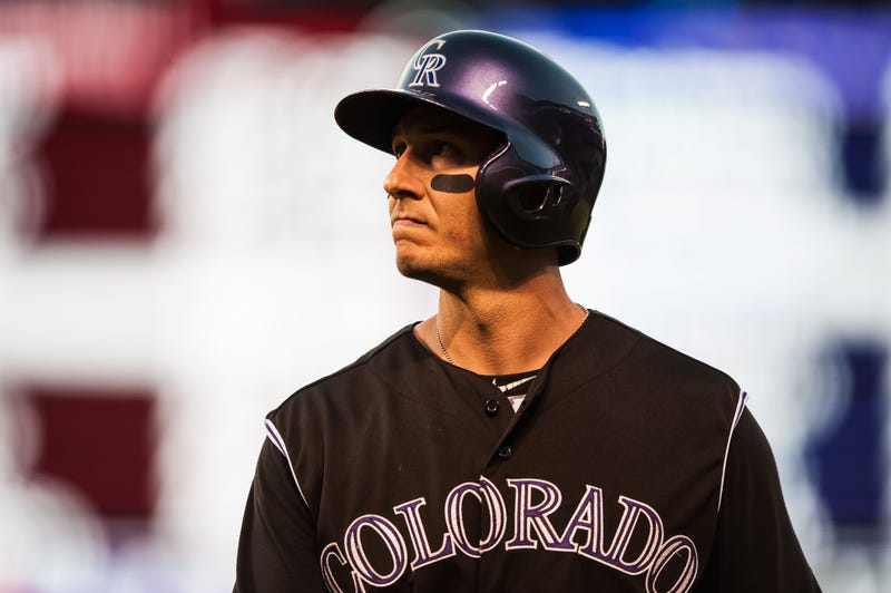 Illustration for article titled Reports: Troy Tulowitzki Traded To Blue Jays For Jose Reyes