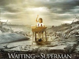 Illustration for article titled Movie Review: Waiting for Superman