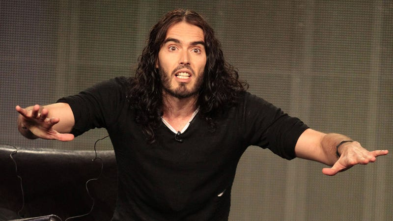 Illustration for article titled WTF Is 'Air Sex' and Why Was Russell Brand Allegedly Having It?