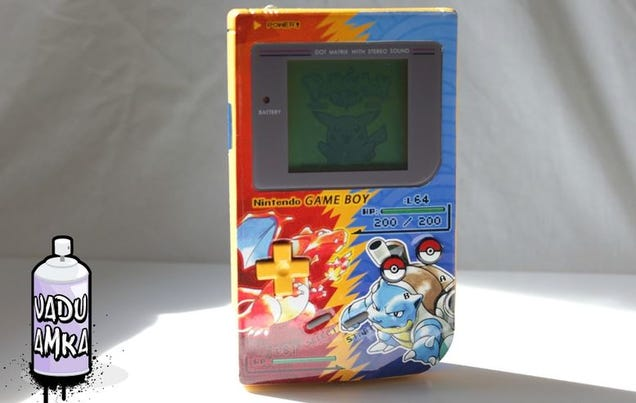 pokemon old game boy games