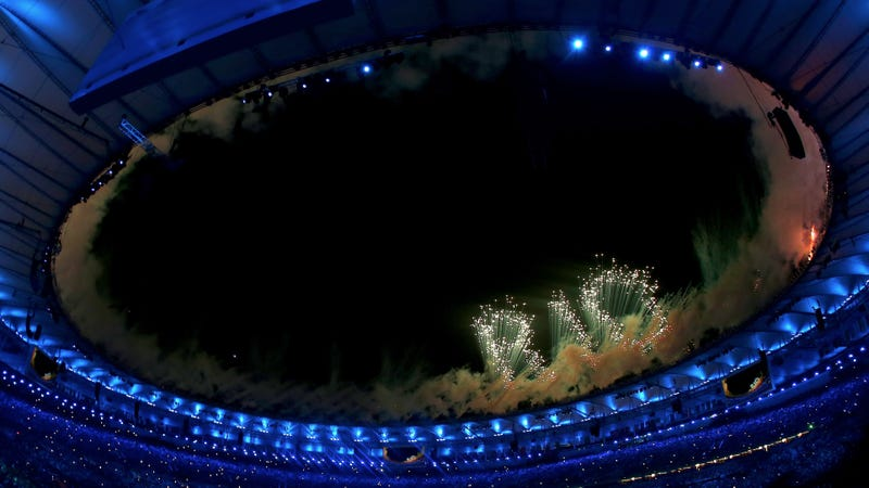 Dun Dun Da Dun Dun Dun Dun: It's the 2016 Rio Olympics