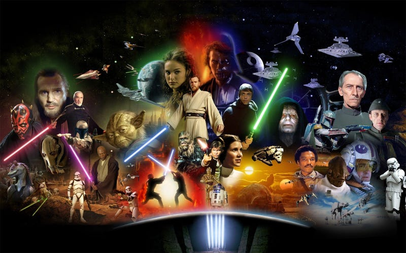 Illustration for article titled Disney appoints a group to determine a new, official Star Wars canon