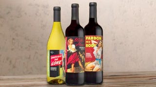 Illustration for article titled You Can Now Buy Harlequin Wine--Yes, As in the Romance Novels
