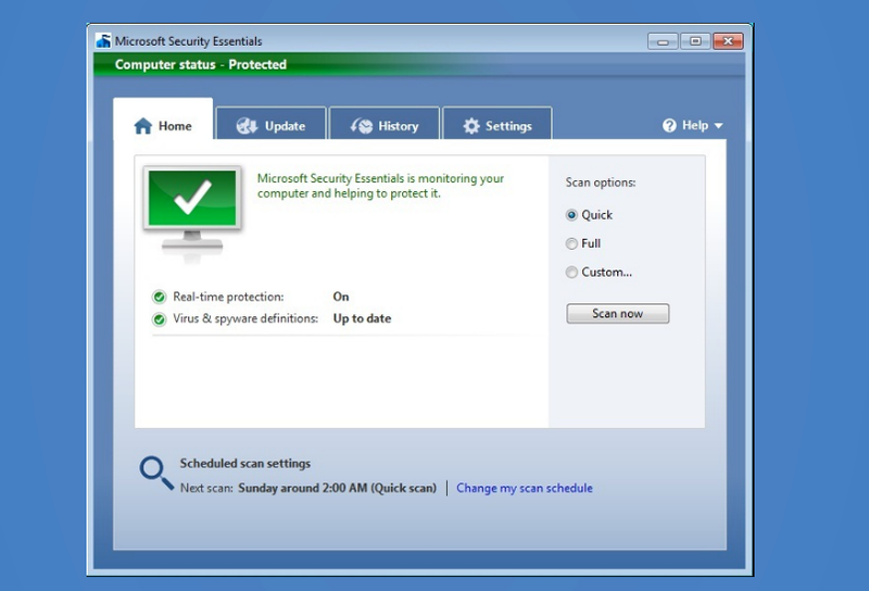 Illustration for article titled Microsoft Security Essentials Antivirus Software (Codename: Morro) Available on June 23rd