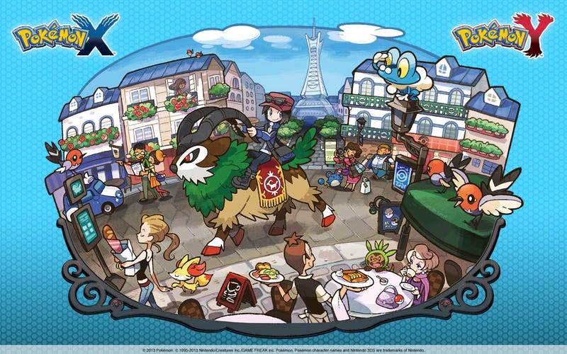 Illustration for article titled TAY Time Chat: Adjust your PokéWatches cause the PokéCountdown starts today!