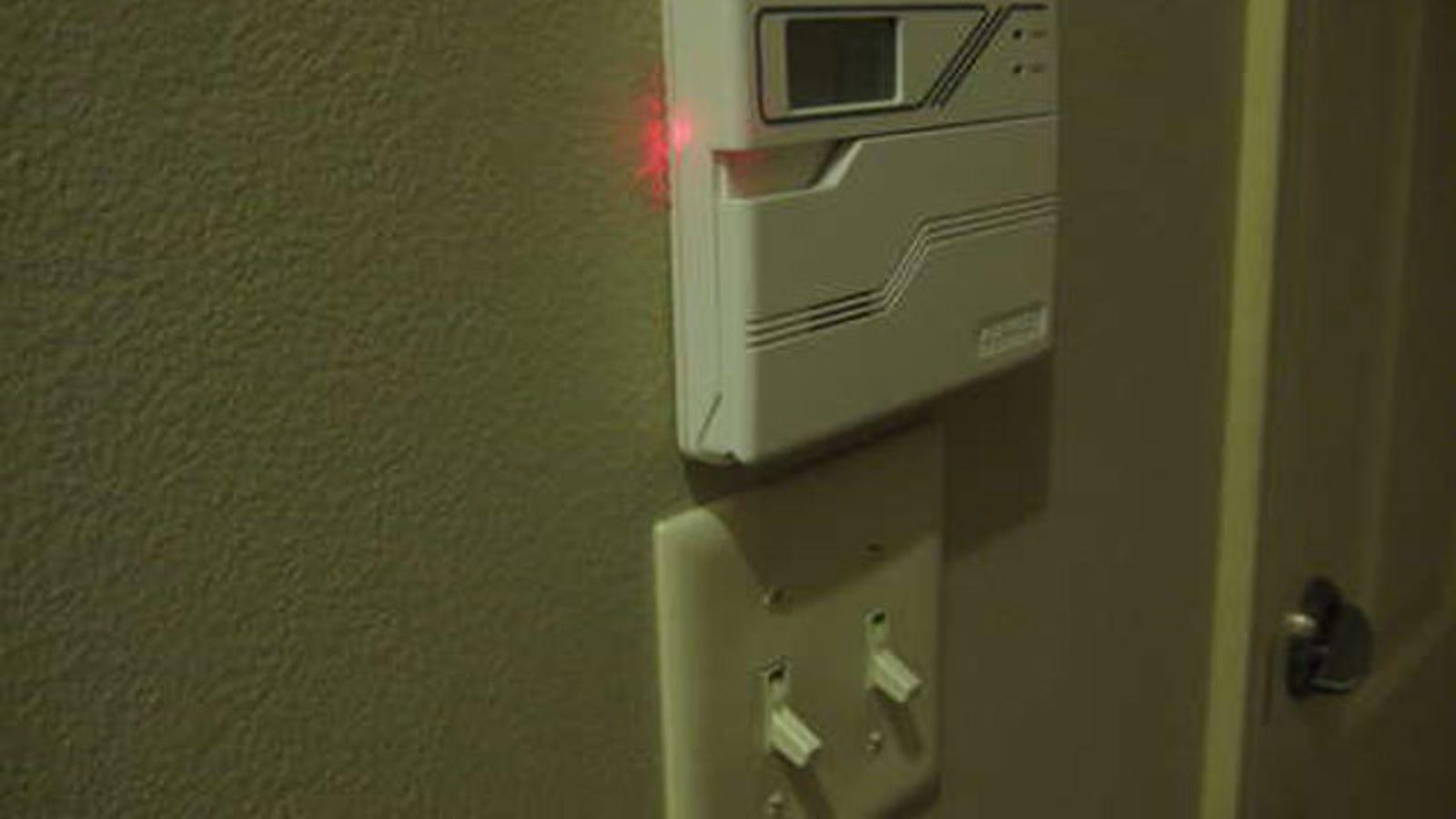 Build Your Own Garage Door Indicator Light