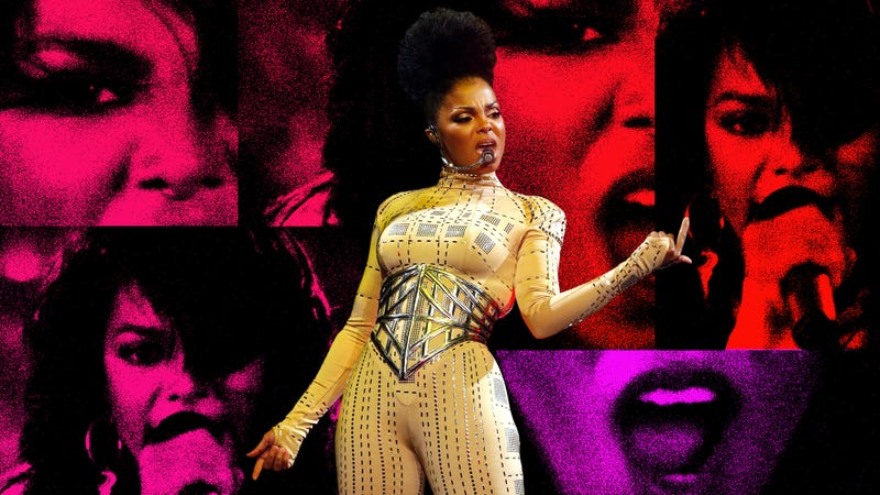 Livin' on the edge: Janet Jackson's love of rock in one electrifying hour