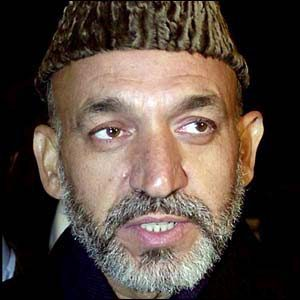 Illustration for article titled Check It Out: Karzai Declared Afghan Prez, Again