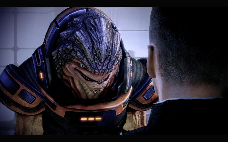 Illustration for article titled Mod Makes Mass Effect on PC Look Absolutely Incredible