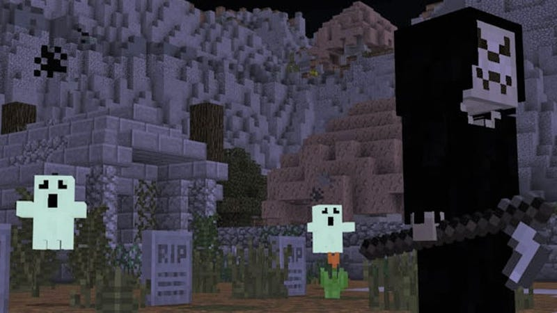 Minecraft Can Be A Surprisingly Effective Horror Game - Minecraft horror spiele