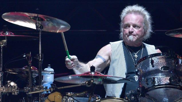 Judge blocks Joey Kramer's efforts to sue his way back into Aerosmith's drummer slot