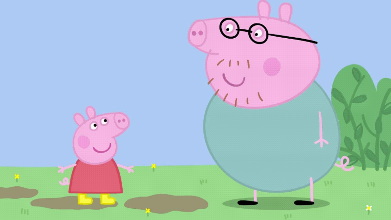 Goodbye, Peppa Pig